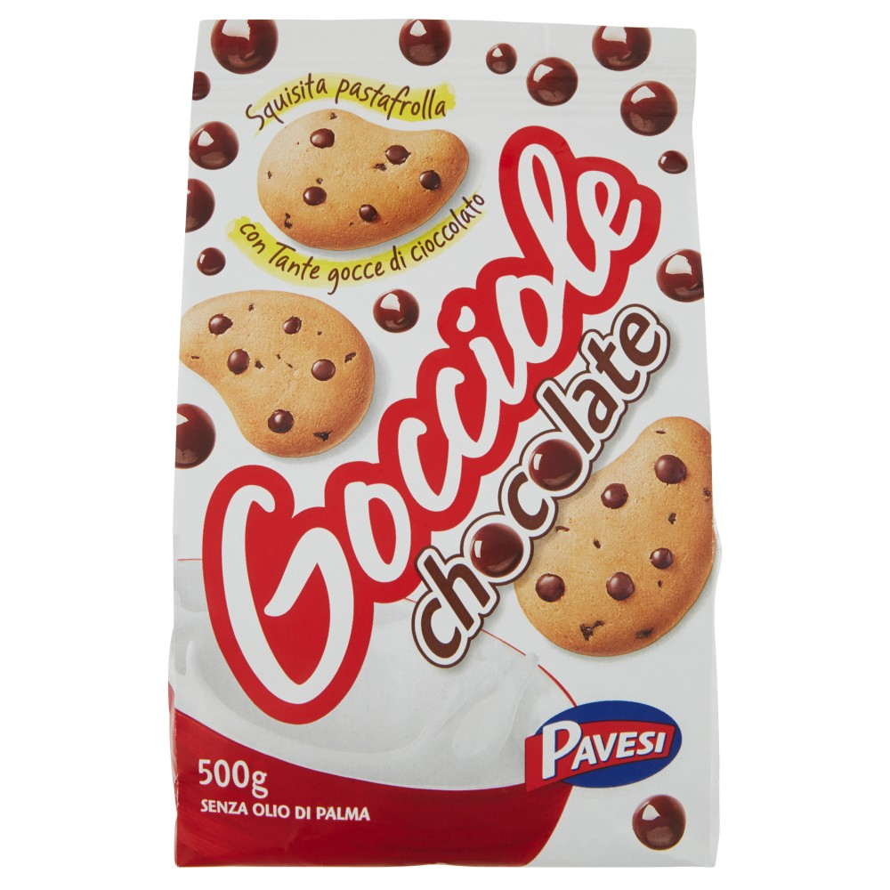 Calendario Gocciole Pavesi.Pavesi Gocciole Extra Dark Dolci Snack E Cioccolato