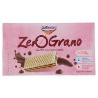 Galbusera ZeroGrano Wafer con Cioccolato
