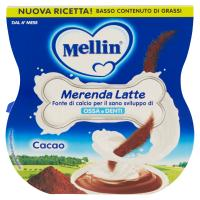 Mellin Merenda Latte e Cacao