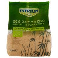 Everton Bio Zucchero Grezzo di Pura Canna