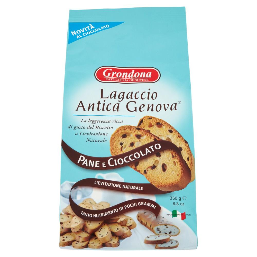 Grondona Lagaccio Antica Genova® al Cioccolato