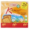 Sapori & Piaceri Linea Panetteria Bio Kamut Fette biscottate integrali