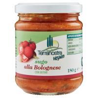 Terranostra vegan sugo alla Bolognese