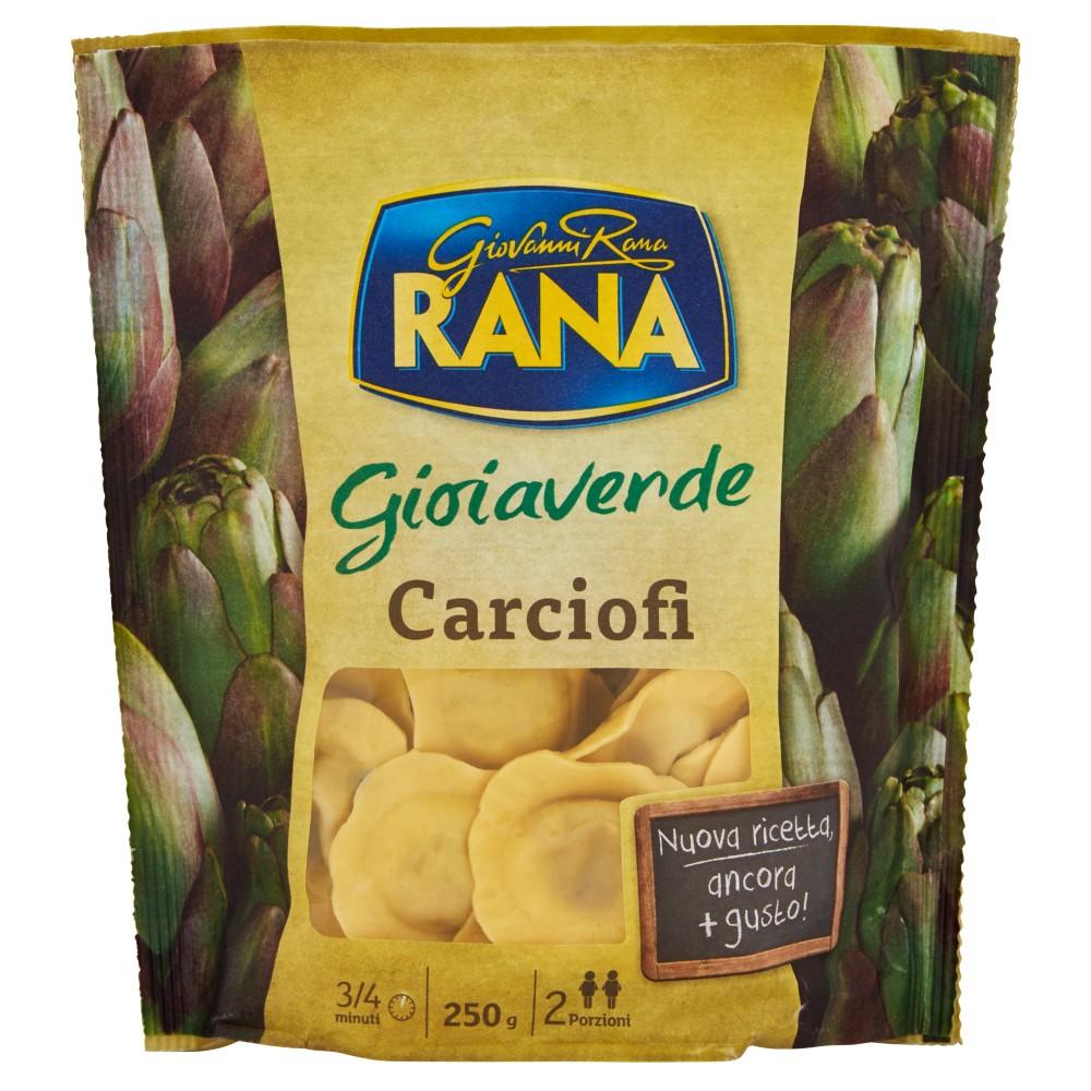 Giovanni Rana Gioiaverde carciofi