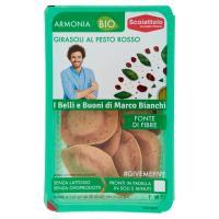 Scoiattolo Armonia Girasoli al Pesto Rosso Bio