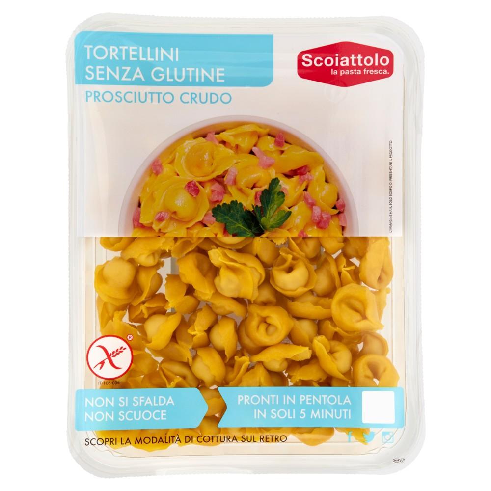 Scoiattolo Senza Glutine Tortellini Prosciutto Crudo