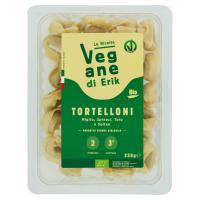 Le Ricette Vegane di Erik Tortelloni Miglio, Spinaci, Tofu e Seitan Bio