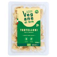 Le Ricette Vegane di Erik Tortelloni Ceci e Zenzero Bio