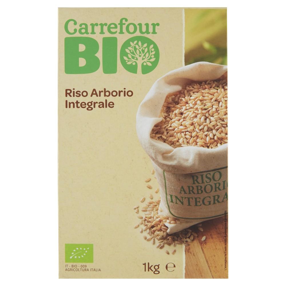 Carrefour Bio Riso Arborio Integrale