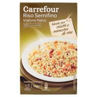 Carrefour Riso Semifino Vialone Nano