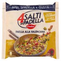 Findus 4 Salti in Padella Paella alla Valenciana