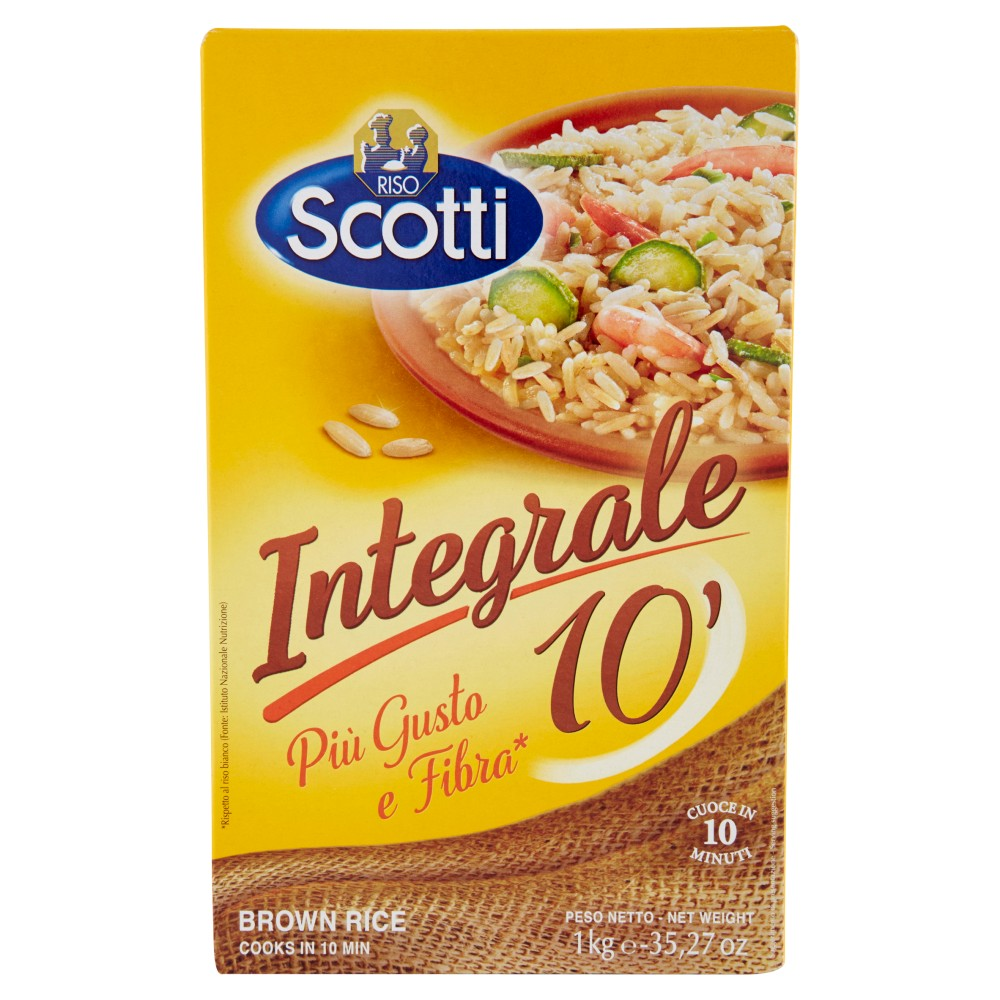 Riso Scotti Integrale 10' Brown Rice