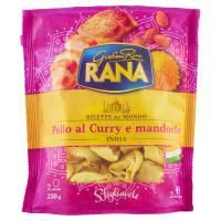 Giovanni Rana Sfogliavelo Ricette dal Mondo Pollo al Curry e mandorle