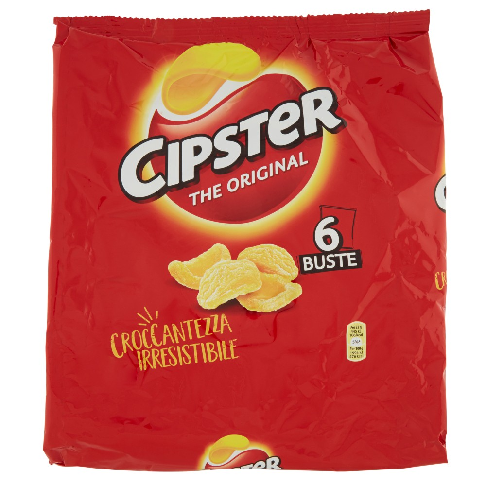 Cipster 6 buste