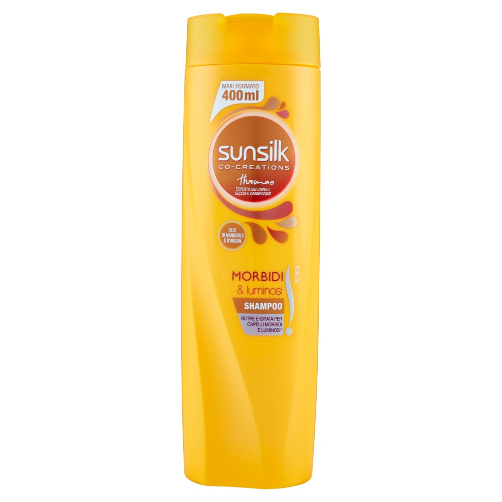 Sunsilk Morbidi & luminosi Shampoo