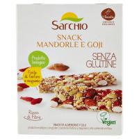 Sarchio Snack Mandorle e Goji