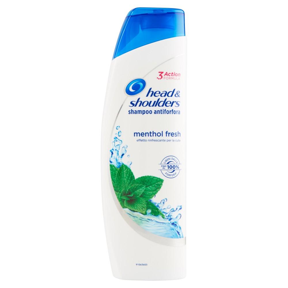 Head & Shoulders Shampoo Menthol Fresh