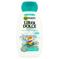 Garnier Ultra Dolce Shampoo alla mandorla dolce e fiori di loto