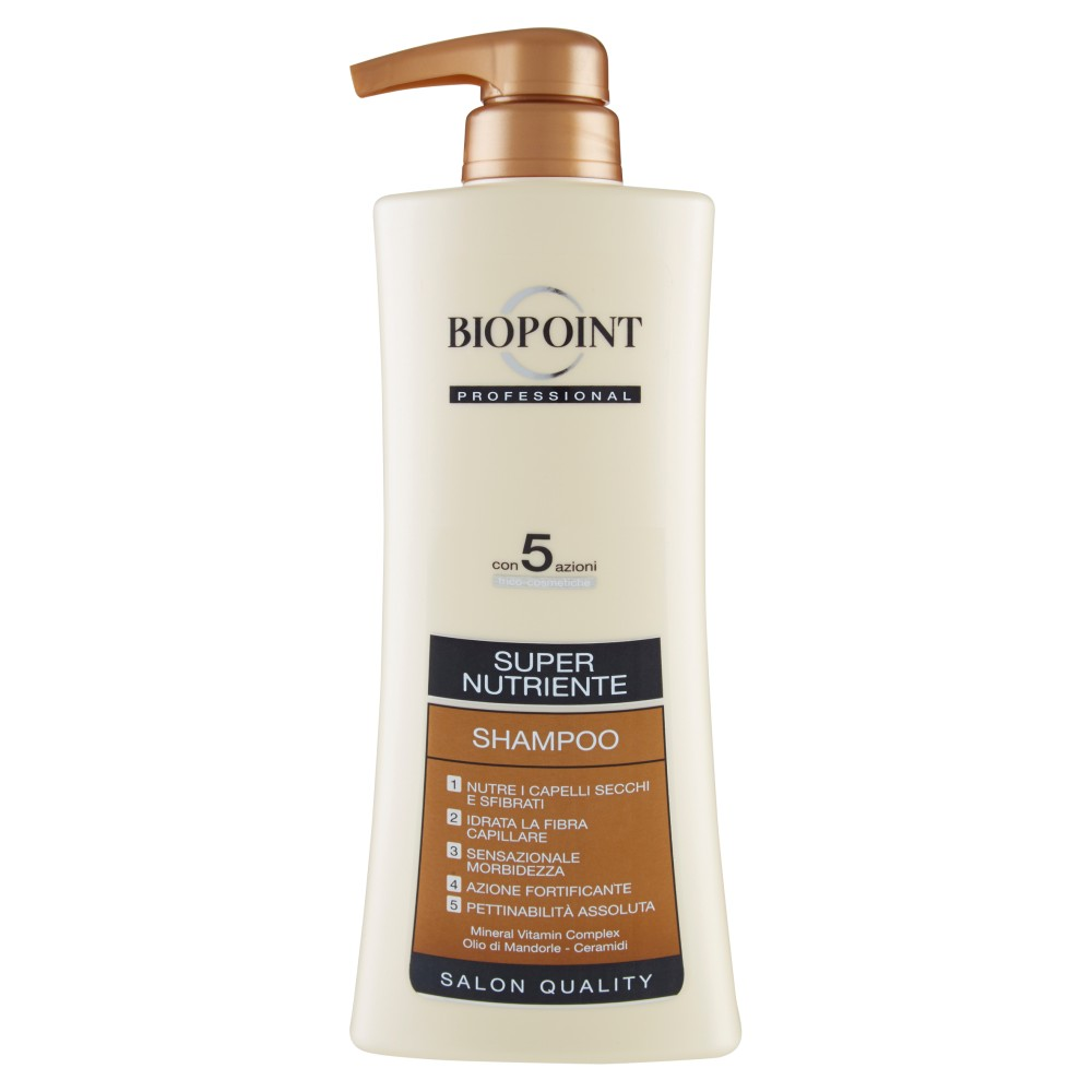 Biopoint Professional Supernutriente Shampoo