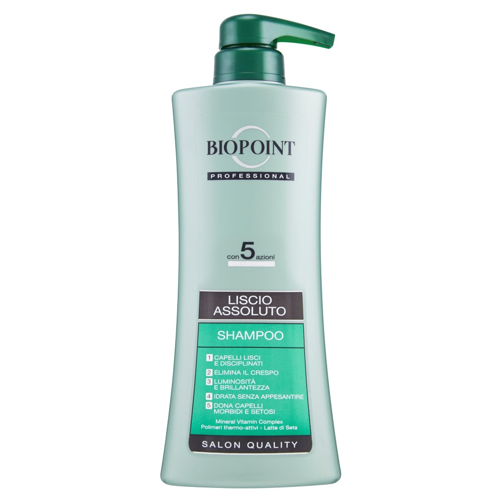 Biopoint Professional Liscio Assoluto Shampoo