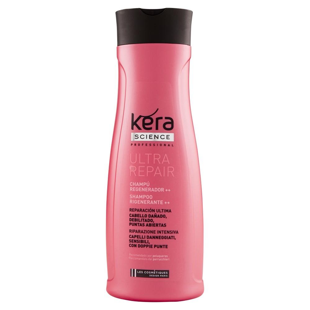 Kera Science Professional Ultra Repair Shampoo Rigenerante ++