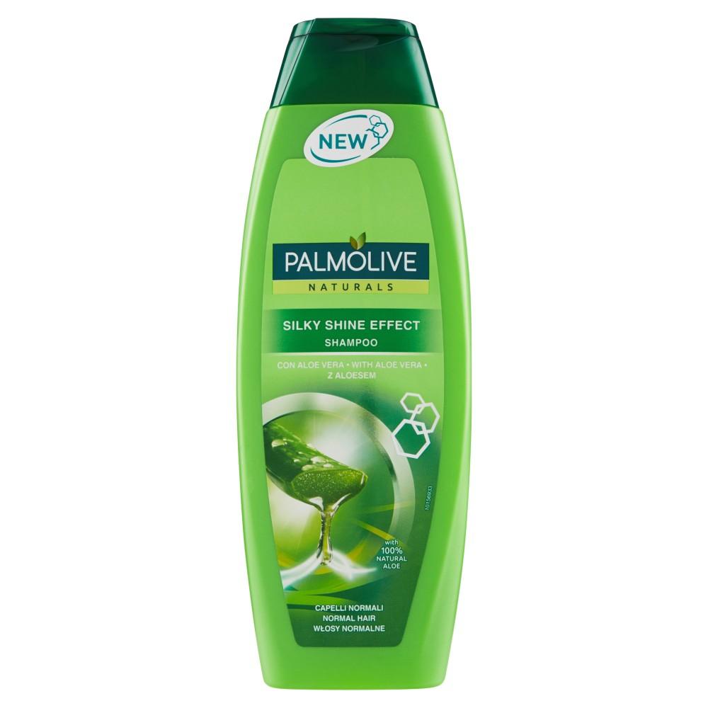 Palmolive Naturals Silky Shine Effect Shampoo Capelli Normali