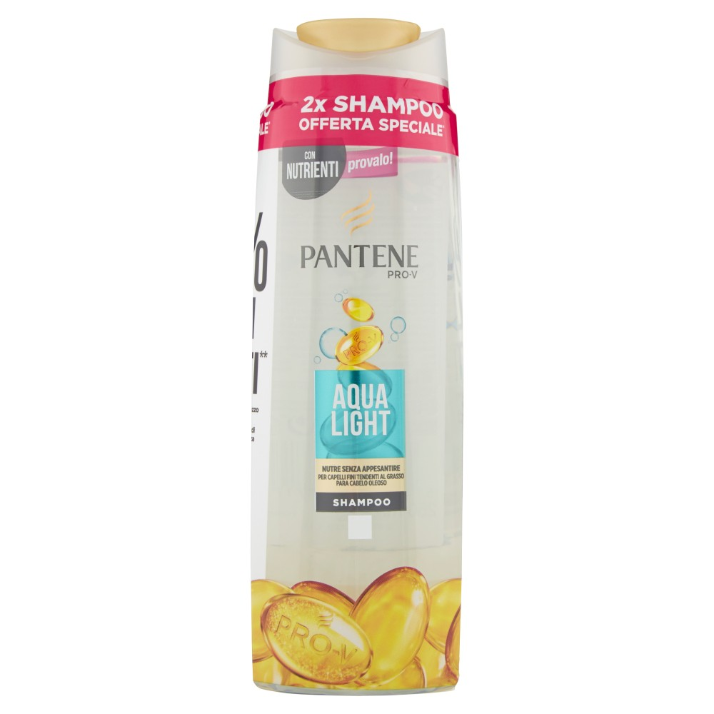 Pantene Pro-V Shampoo Aqualight