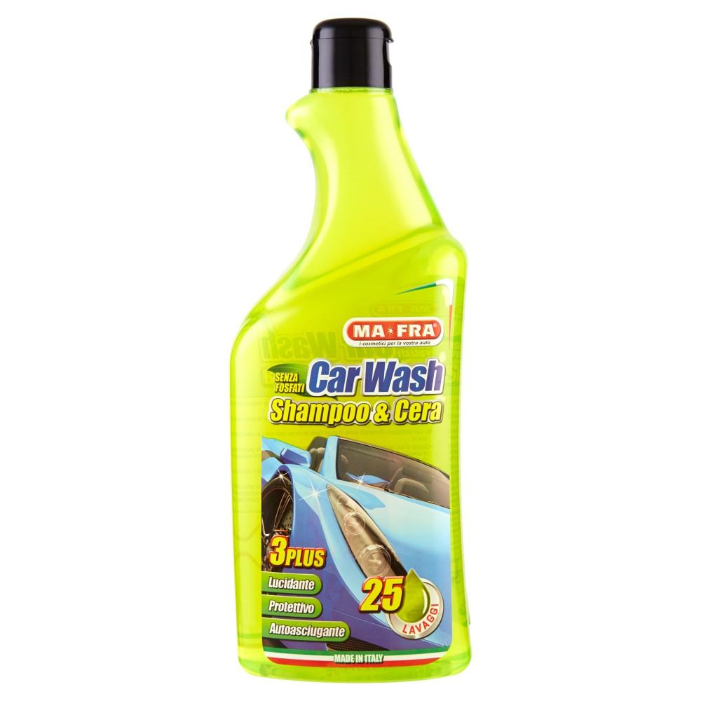 Ma-Fra Car Wash Shampoo & Cera