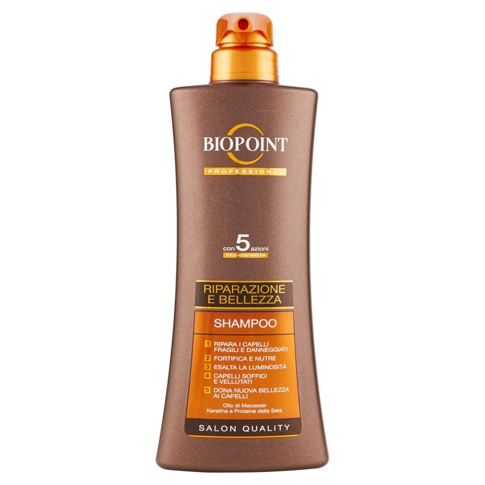 Biopoint Professional Riparazione e bellezza Shampoo
