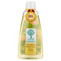 Omnia Botanica Shampoo Purificante all'Ortica e Bardana Per Capelli Grassi