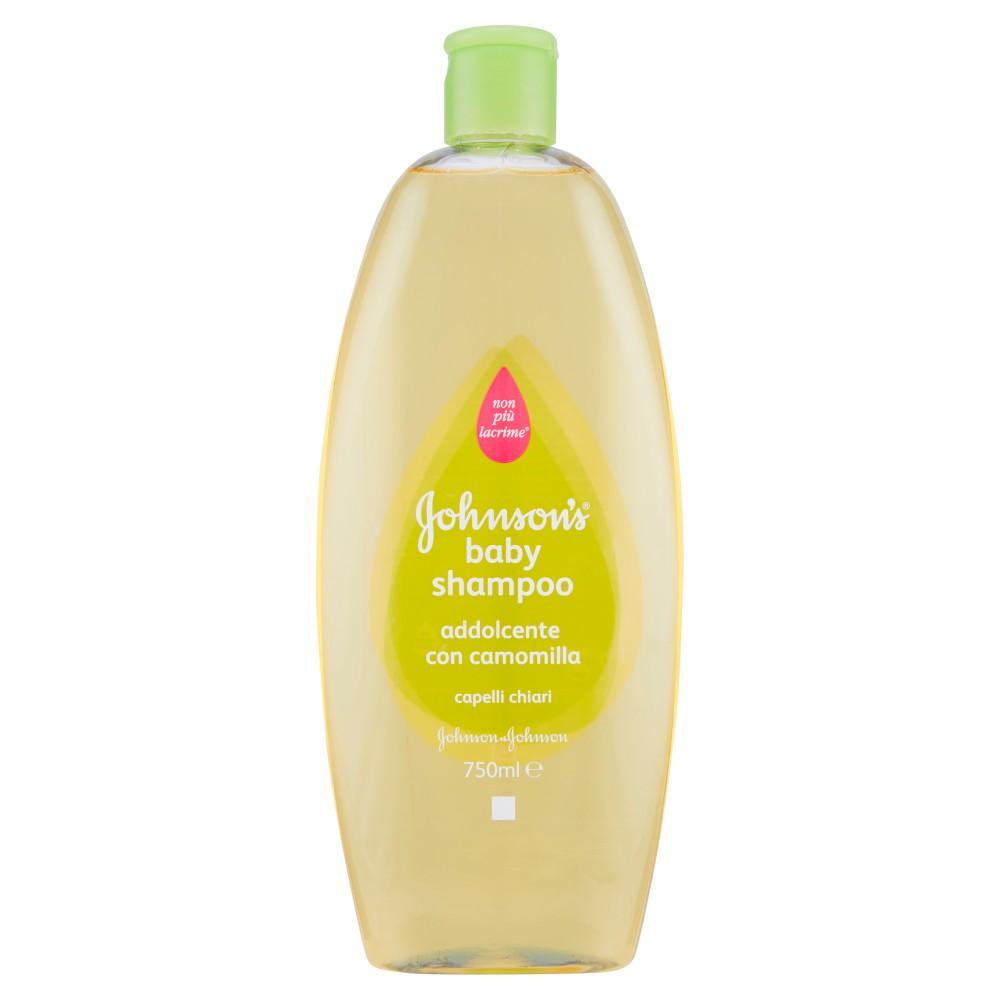 Johnson's Baby Shampoo capelli chiari