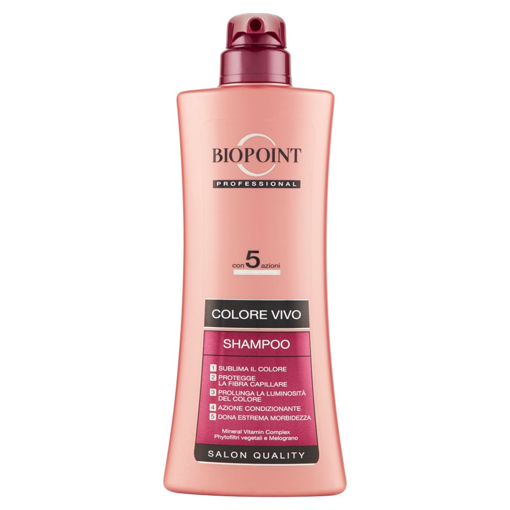 Biopoint Professional Colore vivo Shampoo
