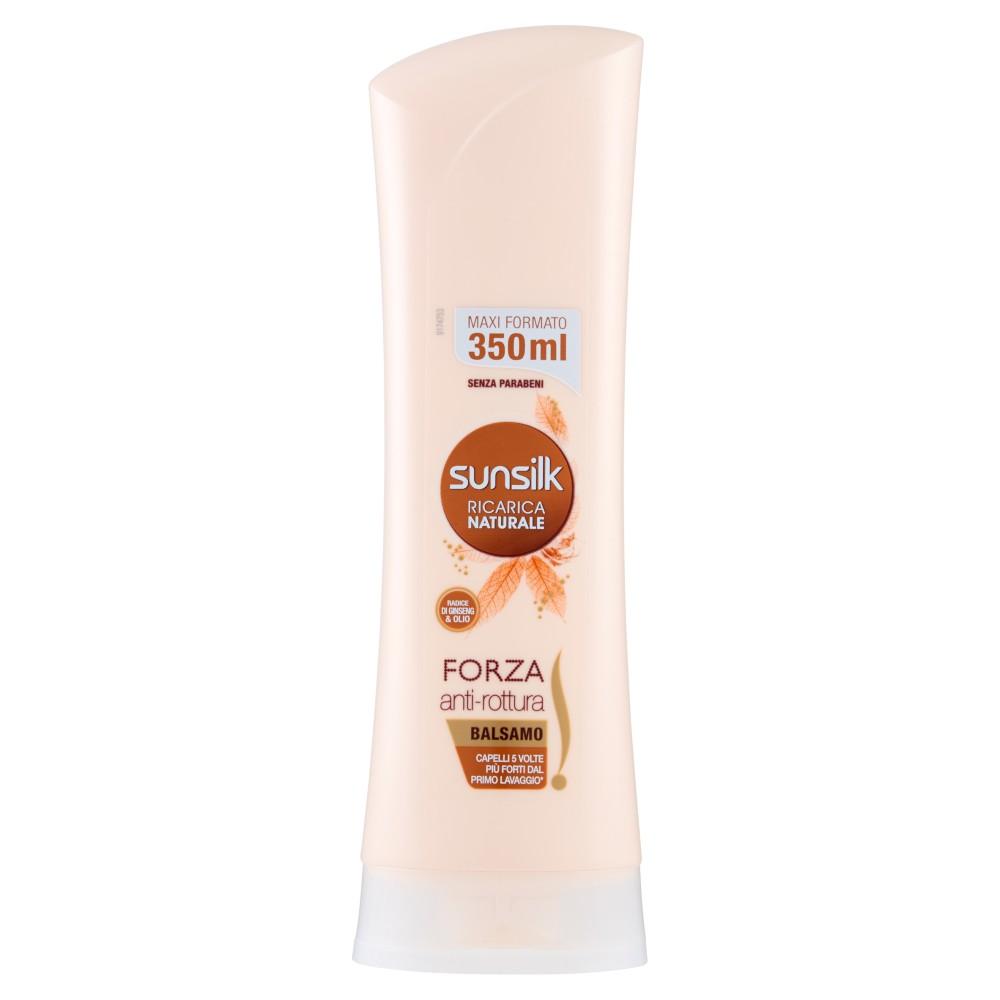 Sunsilk Ricarica Naturale Balsamo Forza anti-rottura