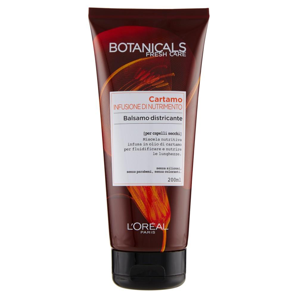 L'Oréal Paris Botanicals Cartamo Infusione di Nutrimento - Balsamo per capelli secchi