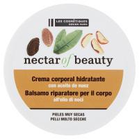 Les Cosmetiques Design Paris nectar of beauty Balsamo riparatore per il corpo all'olio di noci