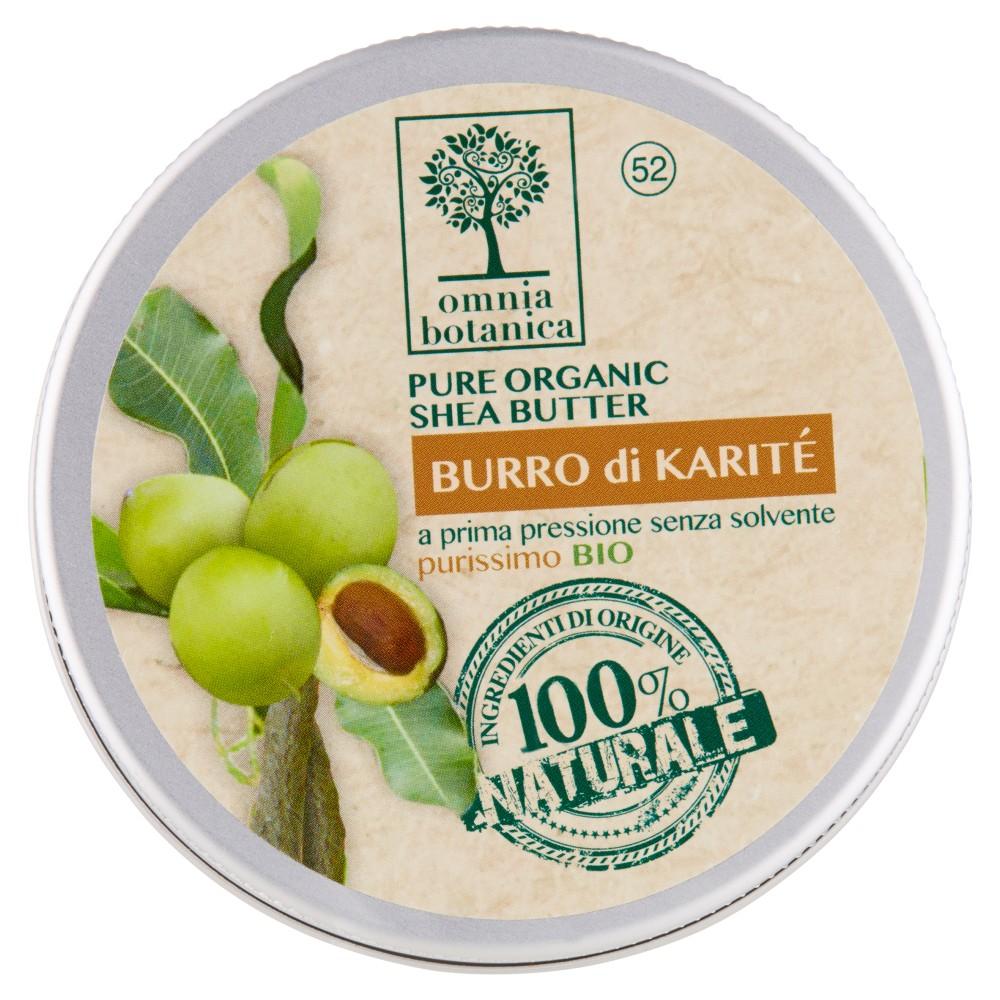 Omnia Botanica Burro di Karitè