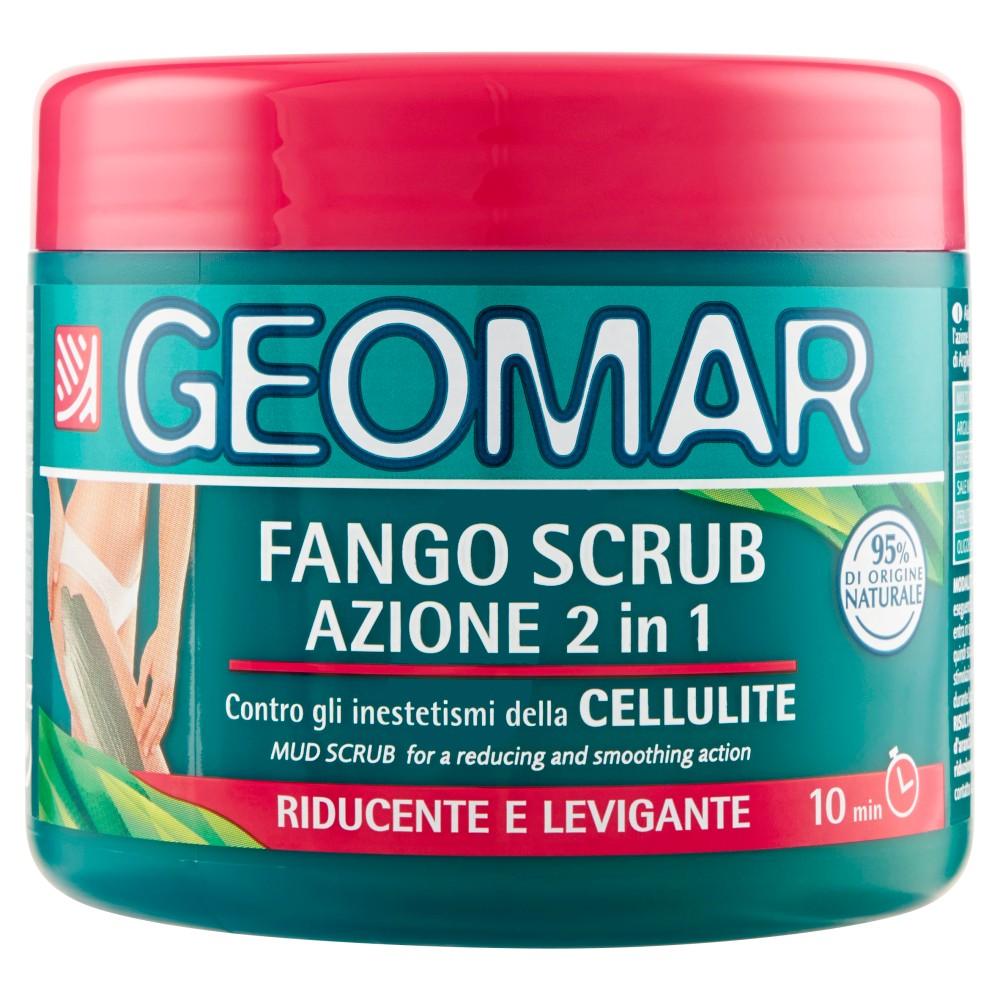 Geomar Fango scrub