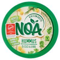 Noa Hummus di Ceci e Erbe