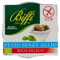 Biffi Sughi Freschi Pesto Senza Aglio Biologico