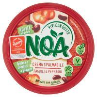Noa Crema Spalmabile Fagioli & Peperoni