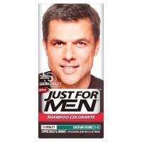 Just For Men Shampoo colorante castano scuro H-45