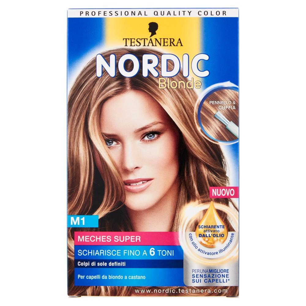 Testanera Nordic Blonde M1 Meches Super