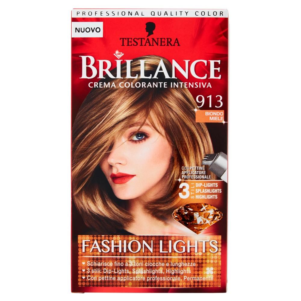 Brillance Crema Colorante Intensiva Fashion Lights