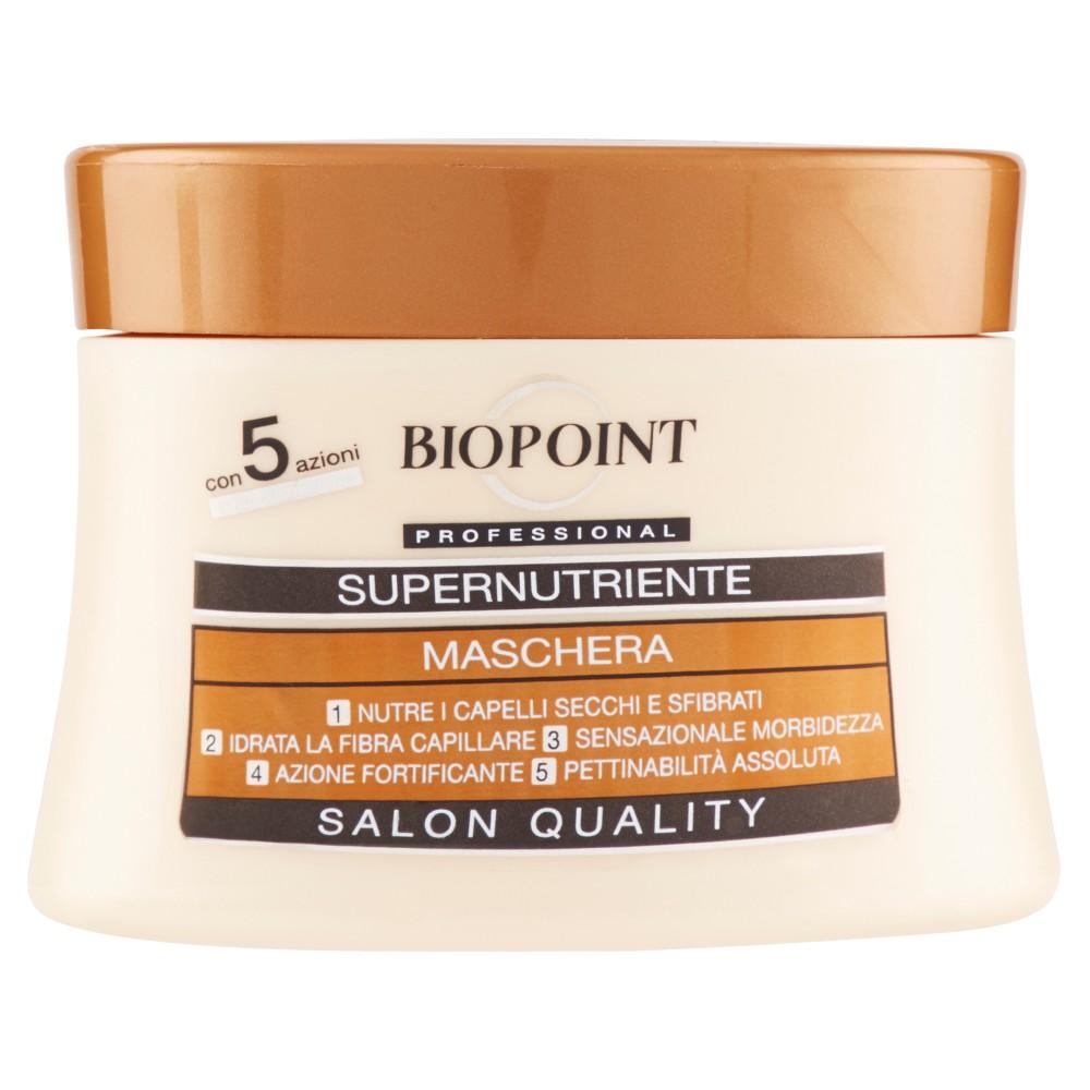 Biopoint Professional Supernutriente Maschera