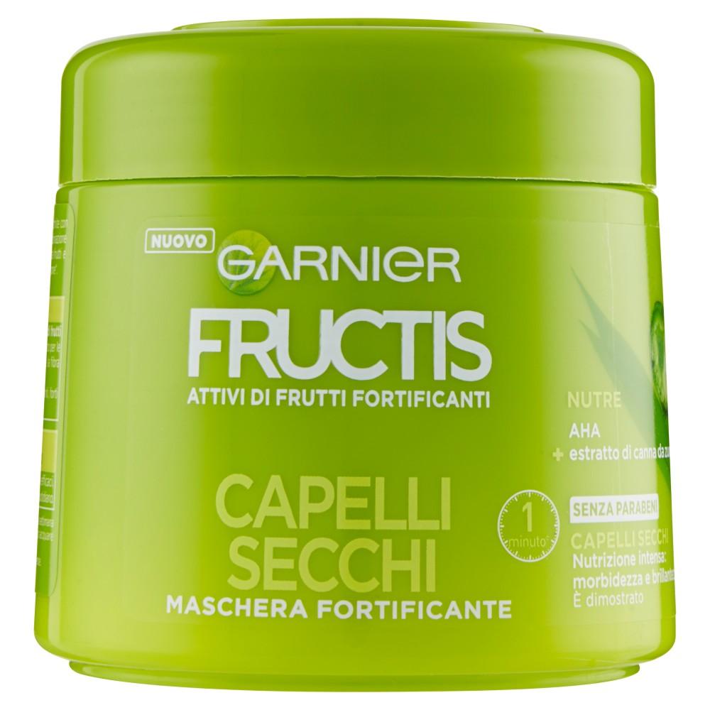 Garnier Fructis Capelli Secchi - Maschera per capelli secchi, sciupati