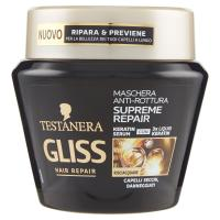 Gliss Hair Repair Supreme Repair Maschera Anti-Rottura