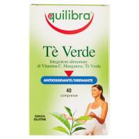 equilibra Tè Verde 40 compresse