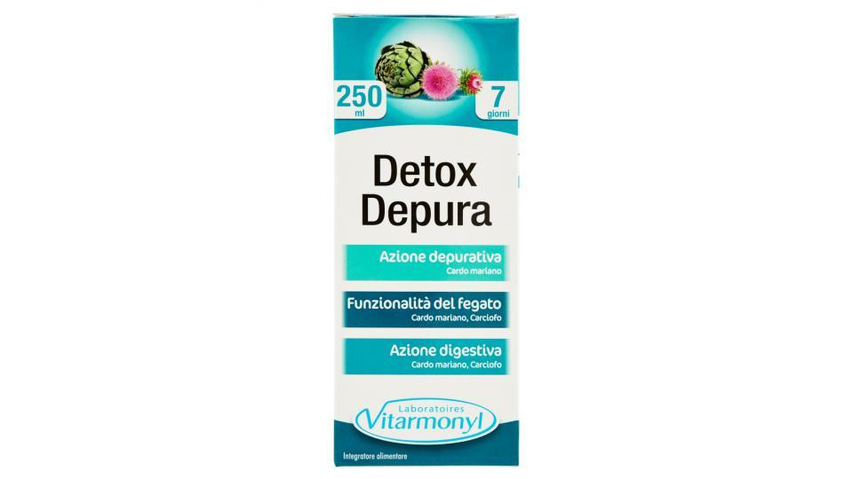 dieta purificante 5 giorni prezzo del detox