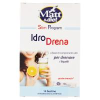 Matt&diet Slim Program IdroDrena 14 bustine