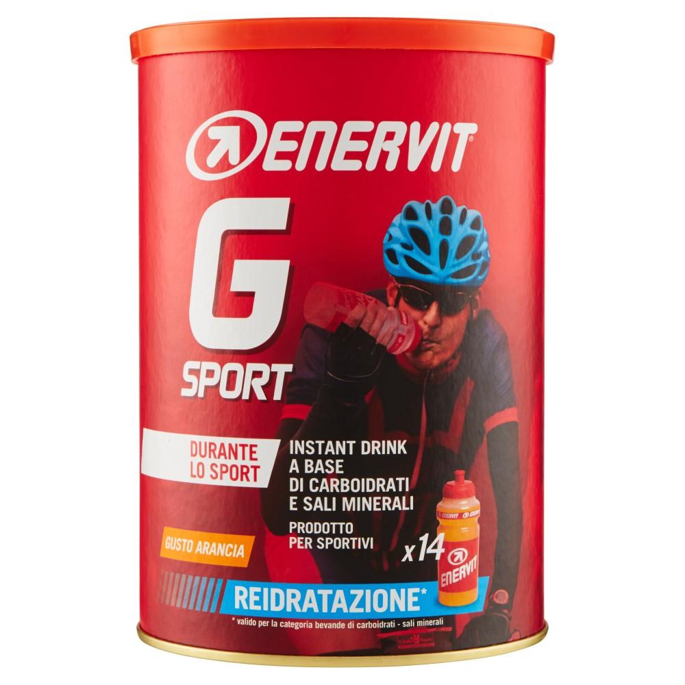 Enervit G Sport Gusto Arancia